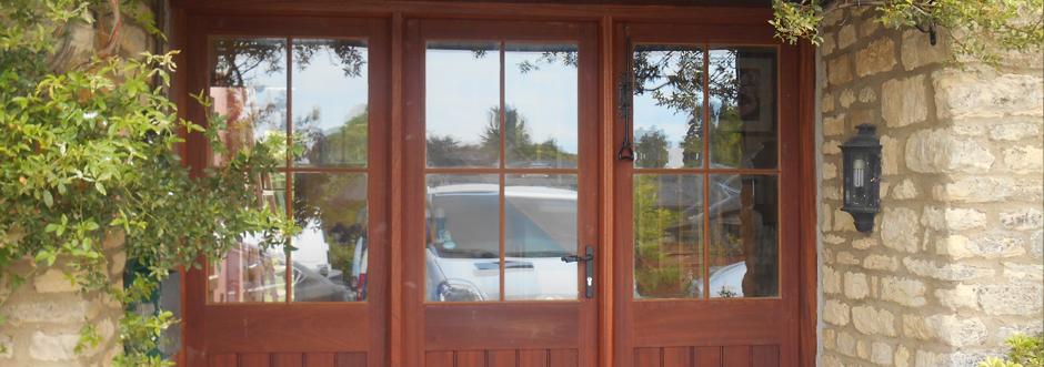 & Nicholls Joinery - Wooden Doors Birmingham