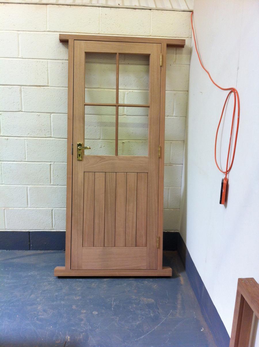 Nicholls Joinery - Wooden Doors Nottingham