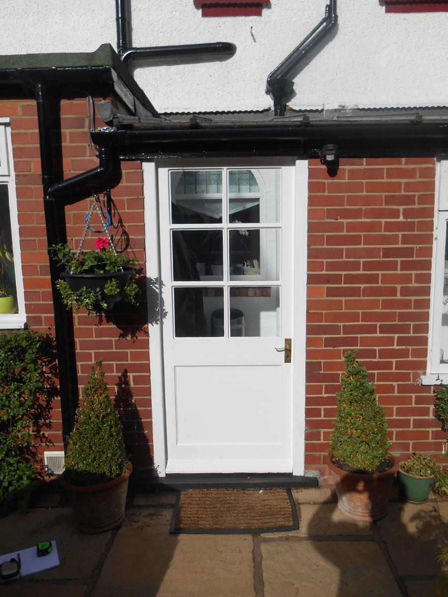 Wooden Doors Nottingham & Nicholls Joinery - Wooden Doors Nottingham