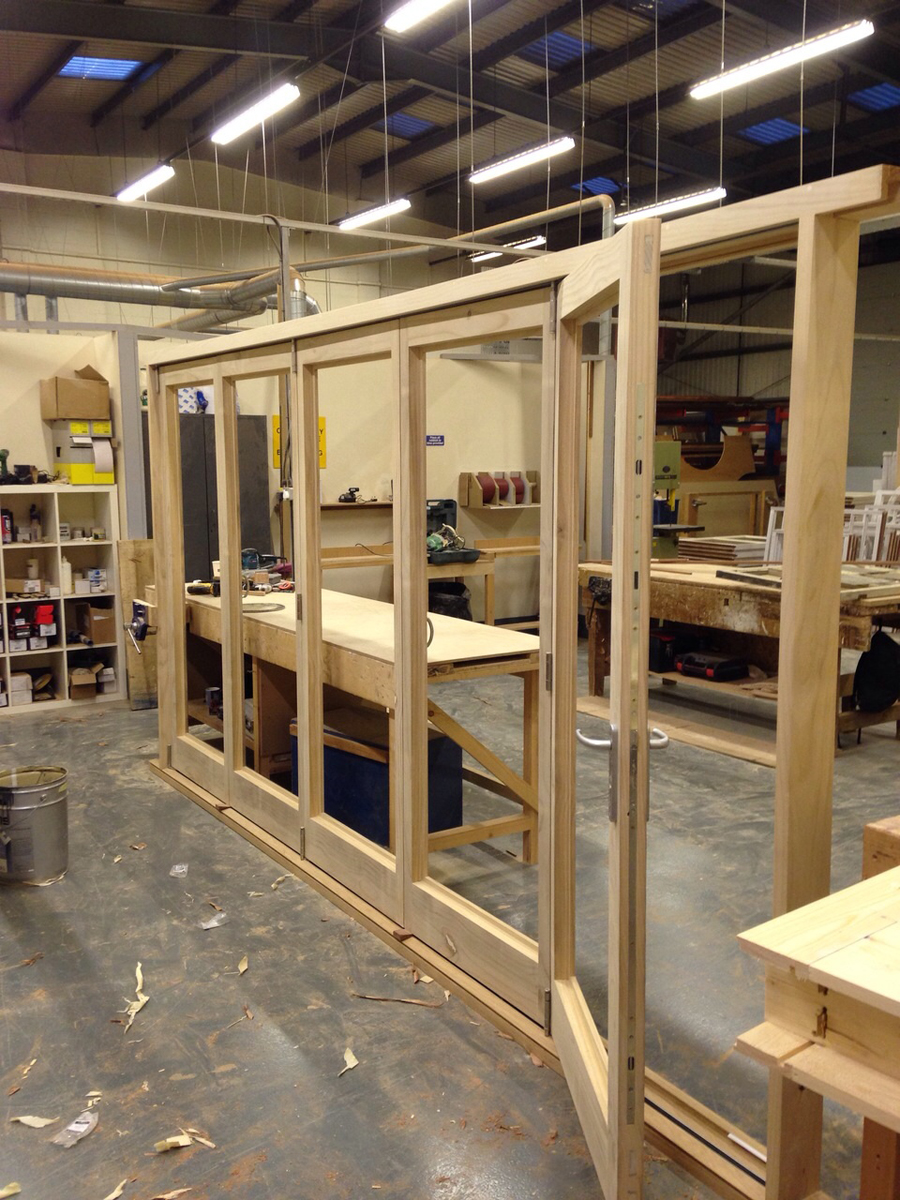 Nicholls Joinery Wooden Doors Birmingham