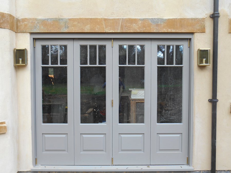 Nicholls joinery wooden doors cambridge for Wood doors with windows