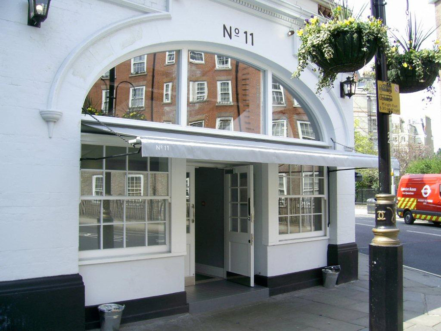 We Have Recently Undertaken Several Shop Fronts In London