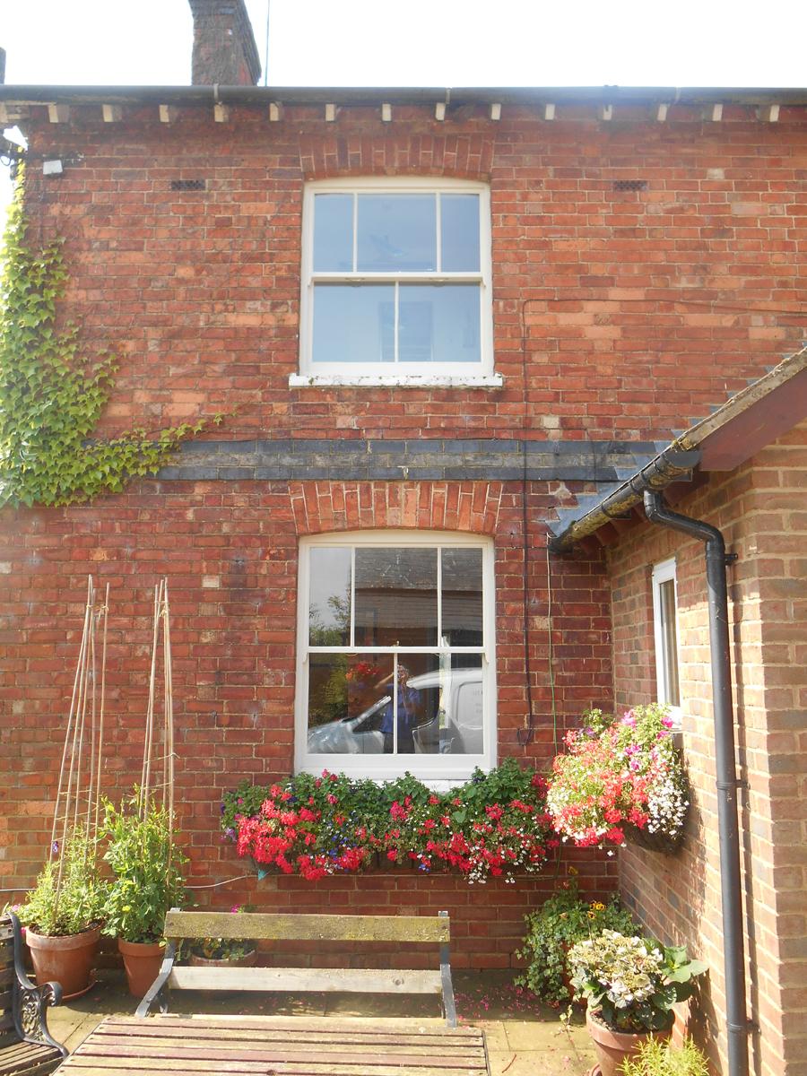 Nicholls joinery wooden sash windows birmingham for Sash window design