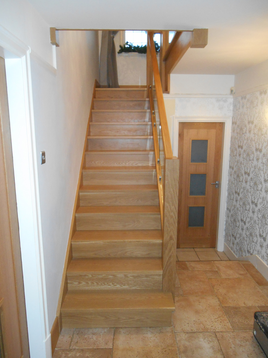 Nicholls Joinery Wooden Staircases Stamford