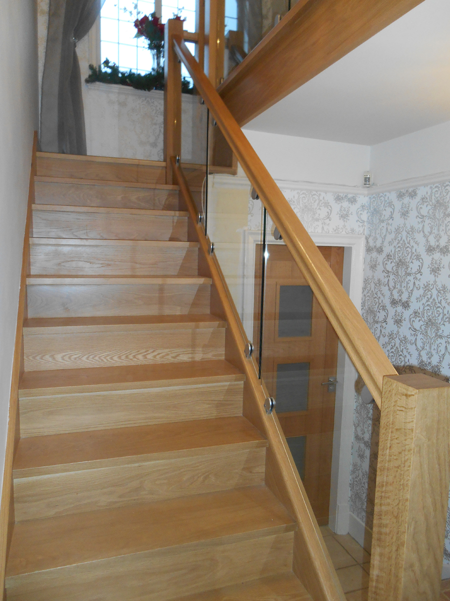 Nicholls Joinery Wooden Staircases Stratford On Avon