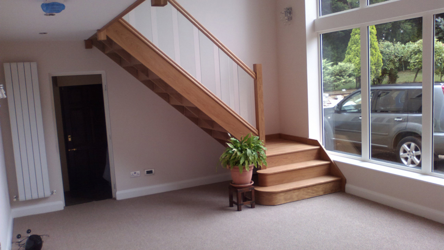 ... That Your New Staircase Is Built To Suit Your Every Taste And  Requirement. We Have Made Staircases Of Various Styles And Sizes, From  Domestic Staircases ...