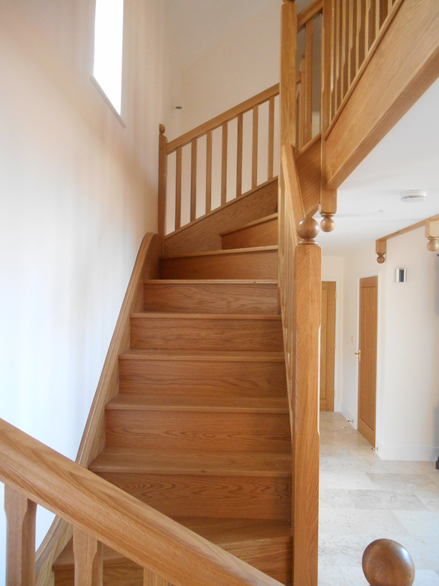 Nicholls Joinery Wooden Staircases Nottingham