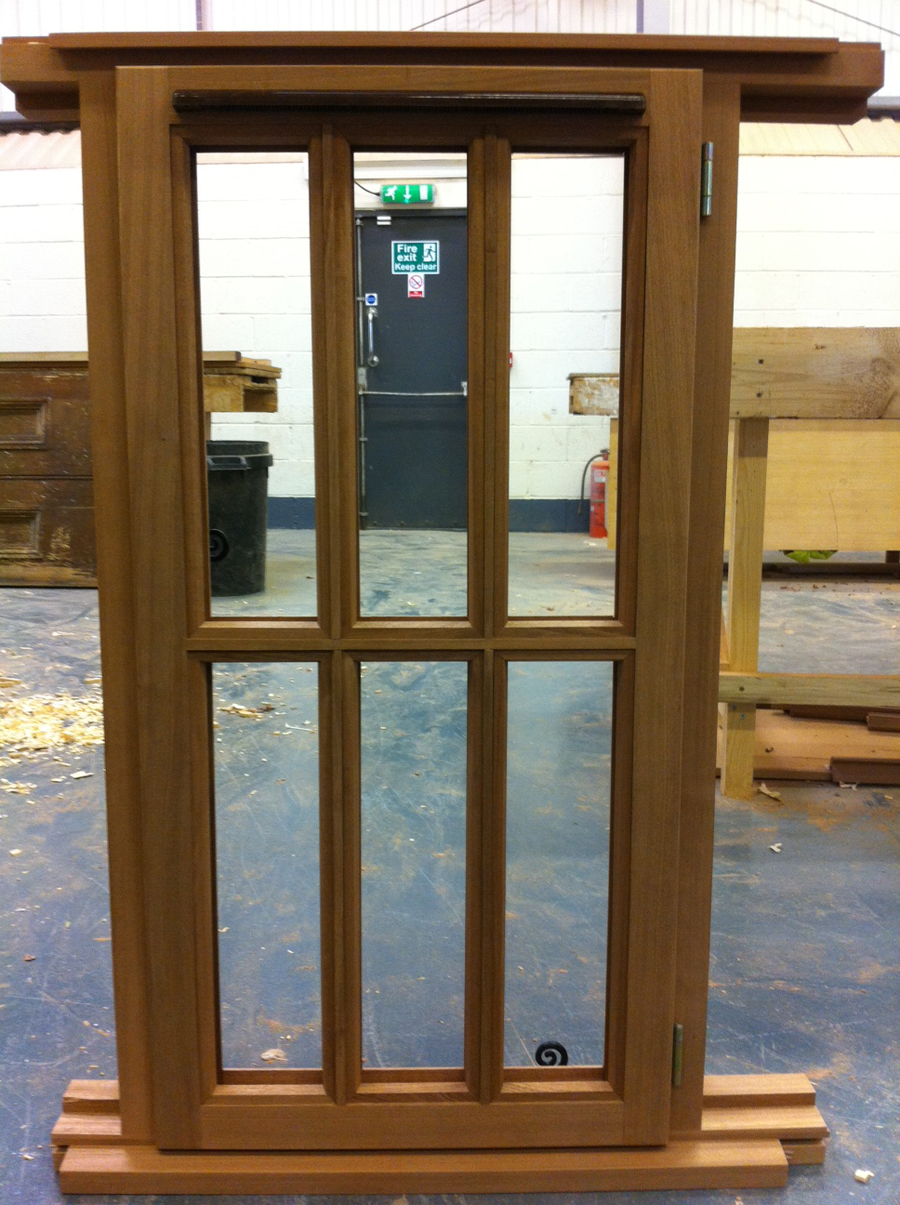 Nicholls Joinery Storm Proof Windows